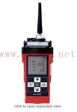 日本理研GX-2012气体检测仪