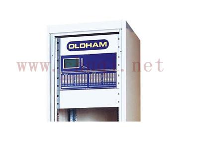 法国奥德姆 MX62固定式可燃气体报警器64路控制器双电源控制器