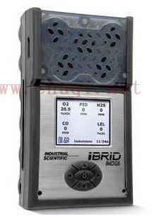 美国ISC英思科MX6复合式多气体检测仪 危险气体探测
