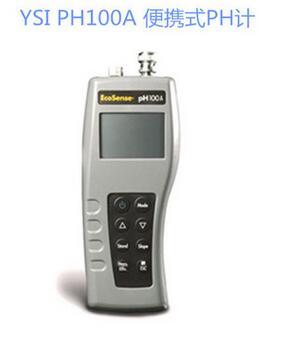 美国YSI pH100A pH/ORP/温度测量仪
