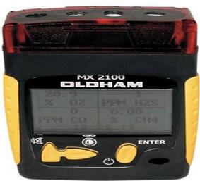 法国奥德姆MX2100复合式气体检测仪