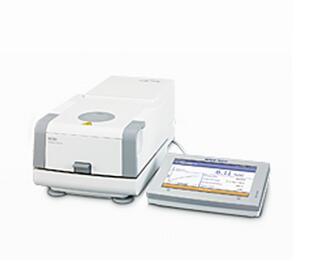 梅特勒托利多专业水分测定仪HS153