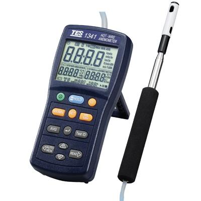 TES-1341风速计