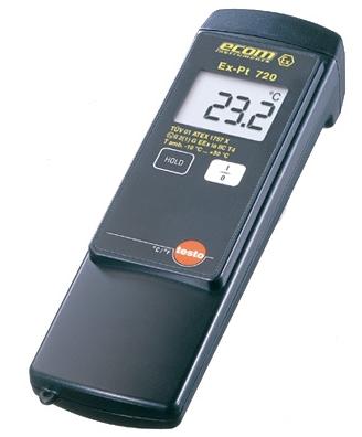 德图testo Ex-Pt 720隔爆温度仪