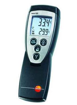德图testo925便携式温度计