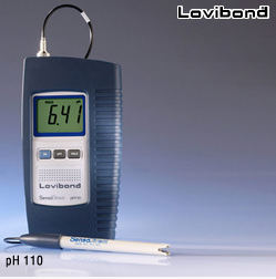 德国罗威邦 EC110 电导率测定仪