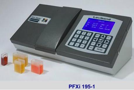 罗威邦PFXi195全自动色度仪
