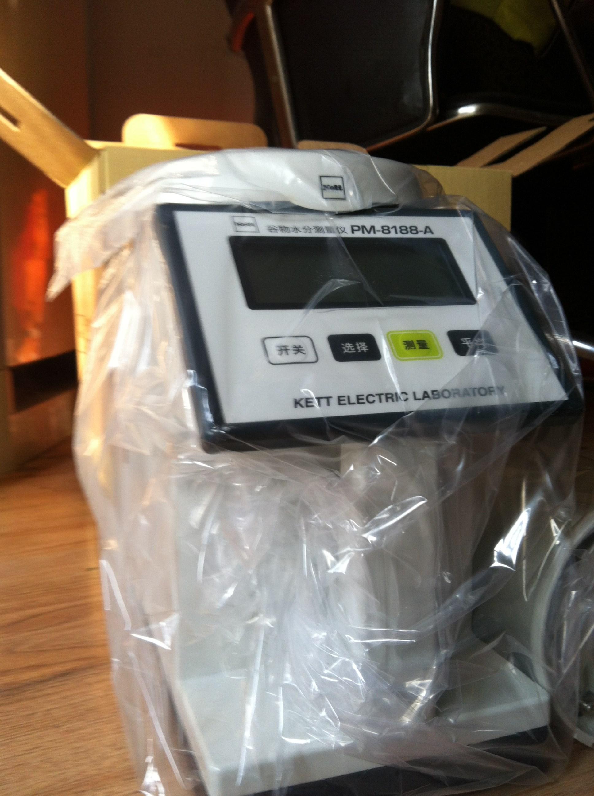 日本KETT(凯特)PM-8188A水分测量计