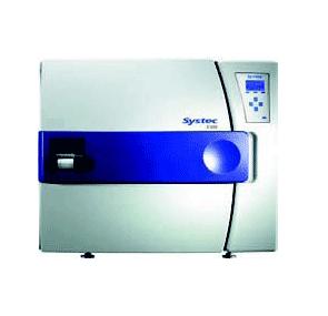 德国Systec台式高压灭菌器DX-45