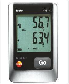 德图testo 176 T4温度记录仪