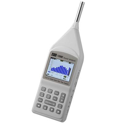 TES-1358E即时音频分析仪