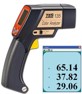 泰仕TES-135物色分析仪