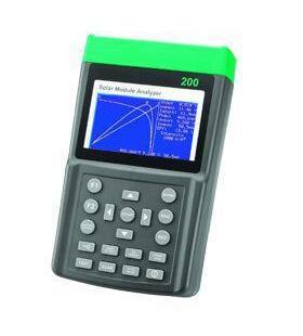 日置PROVA 200A/210太阳能电池分析仪