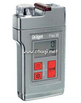 德尔格pacIII单一气体检测仪