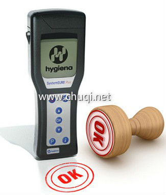海净纳(Hygiena)SystemSURE Plus ATP手持式荧光仪