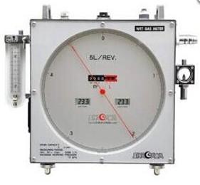 WS-2.5A湿式气体流量计