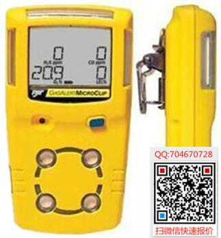 加拿大BW MC-XW00-Y-CN-00二合一气体检测仪