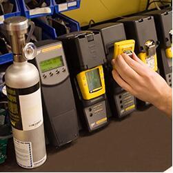 美国霍尼韦尔四合一标气 单气体标准气