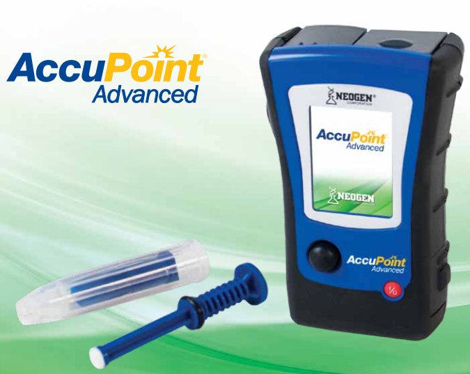 AccuPoint Advanced荧光检测仪