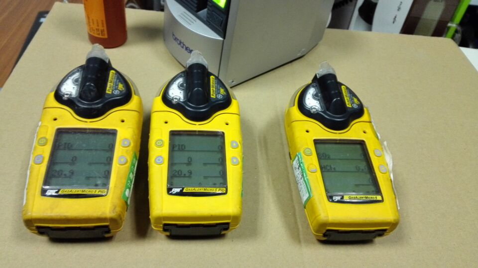 BW M5多种气体检测仪M5(GasAlertMicro5)