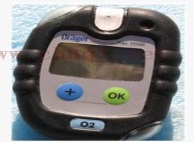 德国进口德尔格Dr?ger Pac7000-O2氧气单一气体检测仪