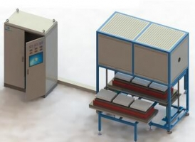 升降式高温炉MXS系列