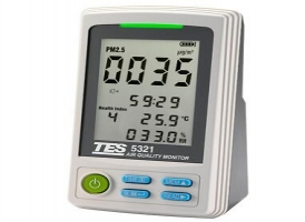 TES-5321/TES-5322 PM2.5空气品质监测计