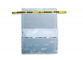 Whirl-Pak可标记宽钢丝封口采样袋