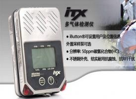 英思科iTX多气体检测仪