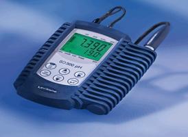 SD320罗威邦便携式EC-TDS-Salt-Temp测定仪