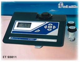 德国罗威邦ET93811高精度实验室浊度测定仪