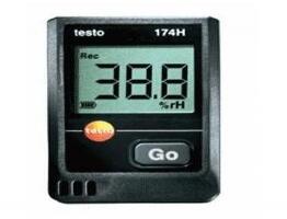 德图testo 174H迷你型温湿度记录仪