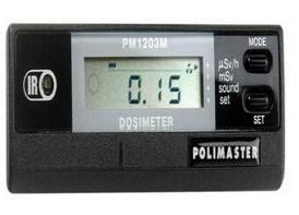 白俄罗斯Polimaster个人剂量计PM1203M