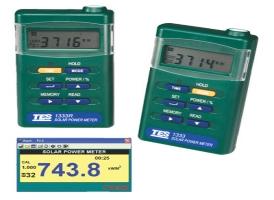 泰仕TES-1333R太阳能功率表