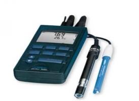 德国WTW 350手持式二合一水质检测仪