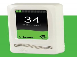 AirAssure PM2.5 IAQ监测仪