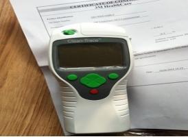石家庄ATP表面污染检测仪 3M Clean-Trace ATP荧光检测仪