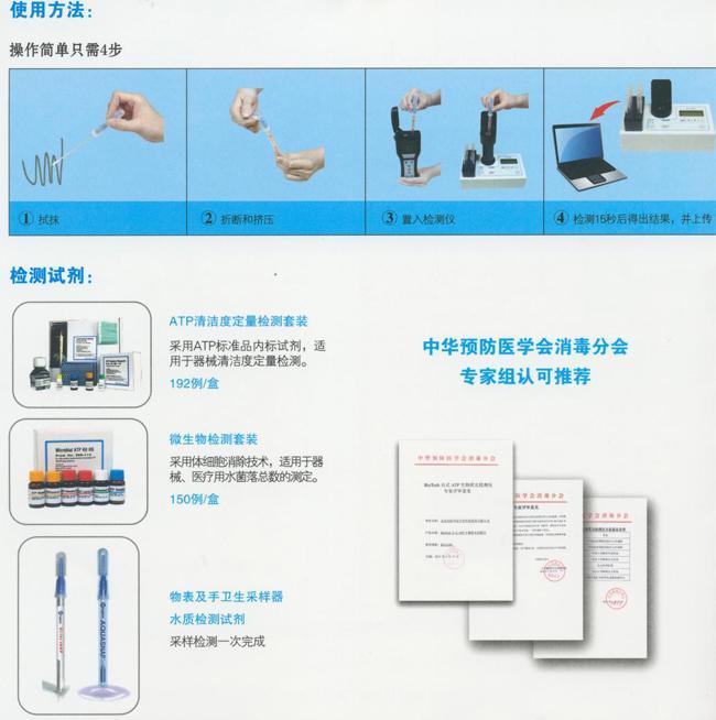 NG3荧光  快速检测仪